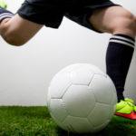 play football in English